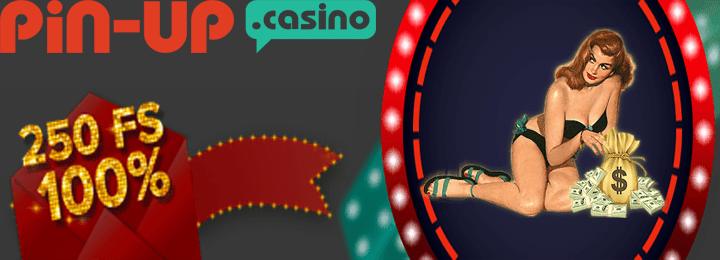 pin up casino бонус